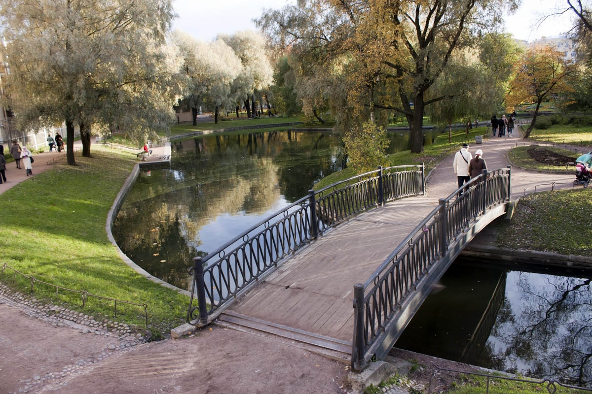 Юсуповский парк в санкт-петербурге часы работы