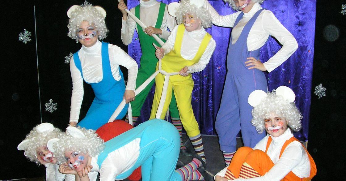 театр кукол и масок тольятти обучение