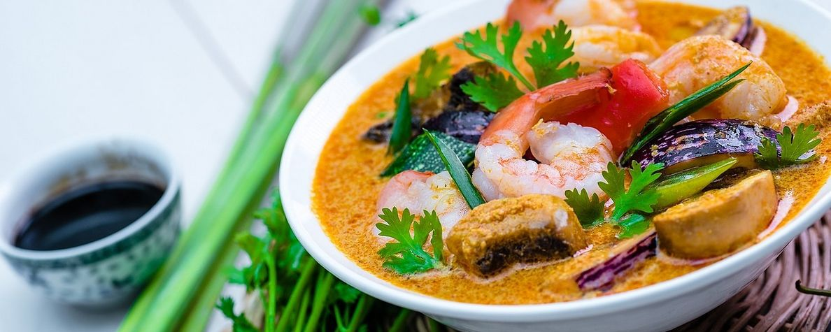 Тайские салаты фото рецепты