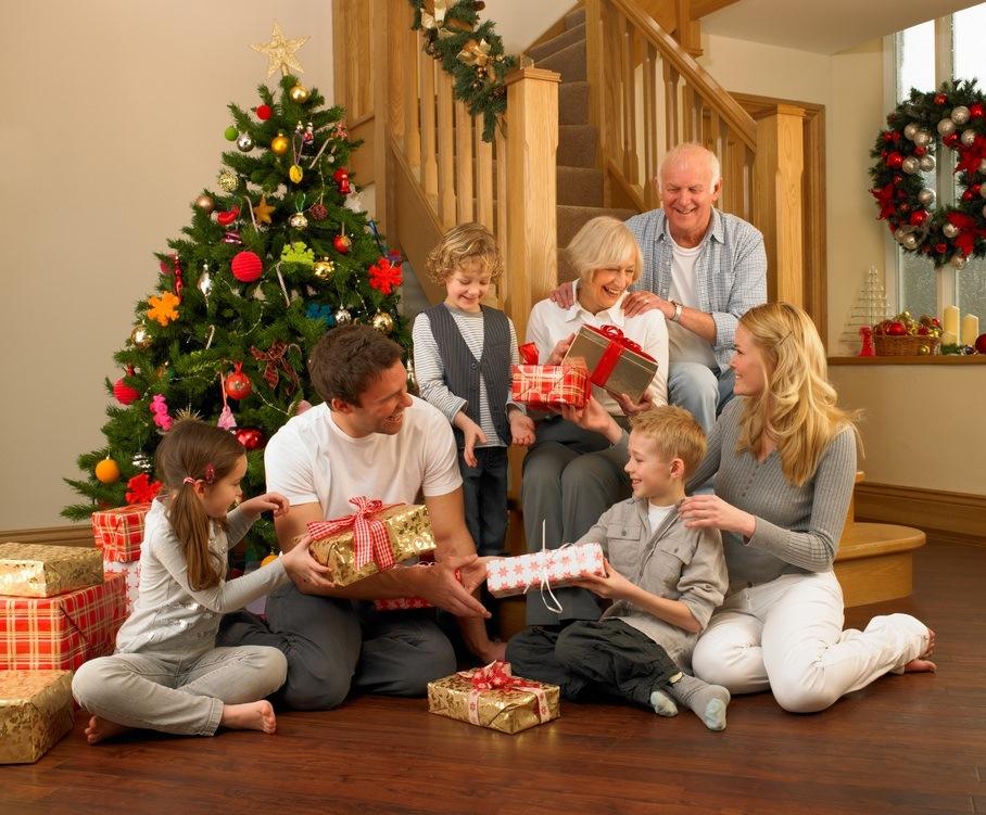 Сценария для семьи на новый год дома