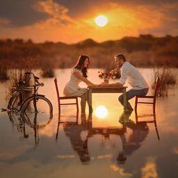 Романтическое свидание в Москве: где и как устроить