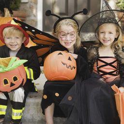 Наряды на Хэллоуин для детей