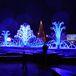 Зимой в Москве появятся сказочные световые фонтаны
