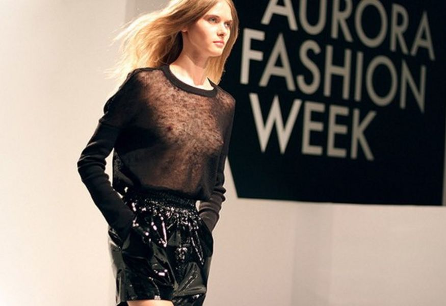 Фото №2 — Aurora Fashion Week Russia