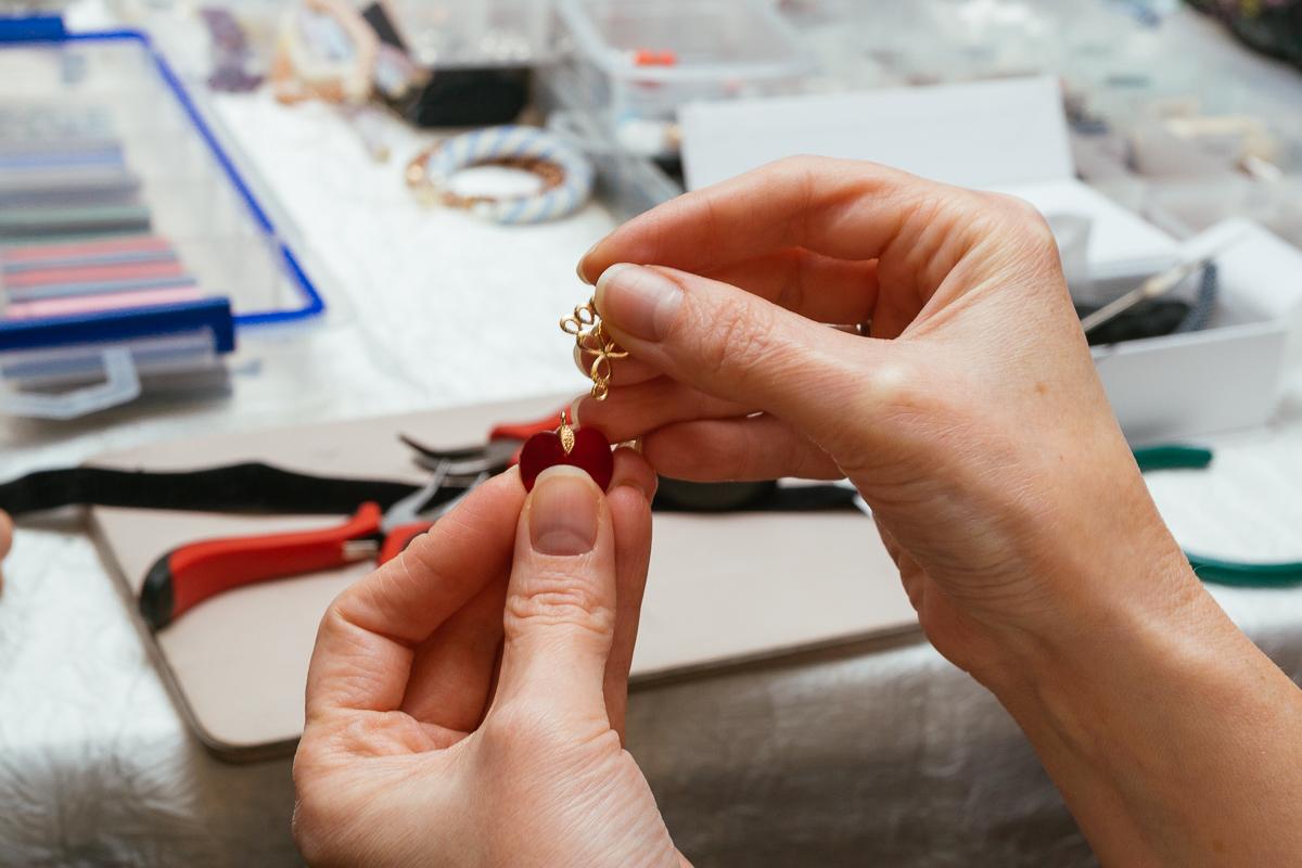 Создание бижутерии мастер класс