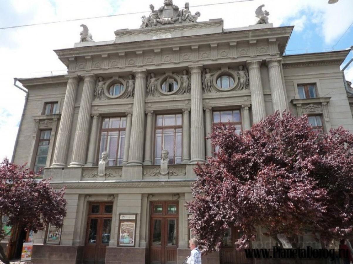 Театр имени горького симферополь официальный сайт афиша воронеж театры афиша сегодня