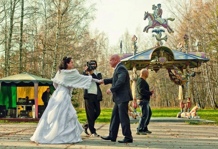 поляна невест в серпухове