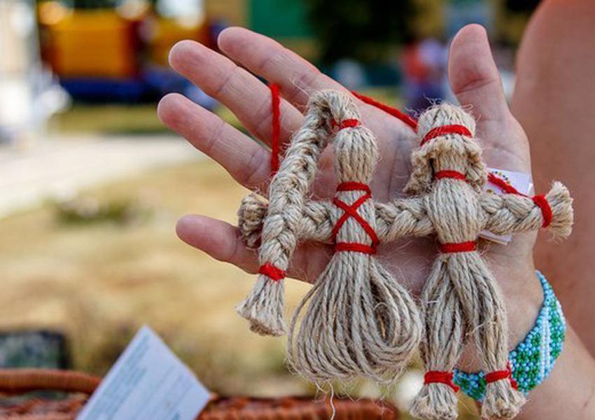 Оберег кукла своими руками мастер класс