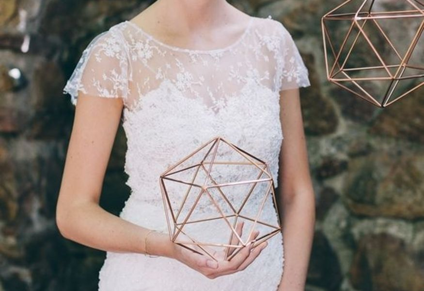 Фото №9 — Geometric Wedding Workshop