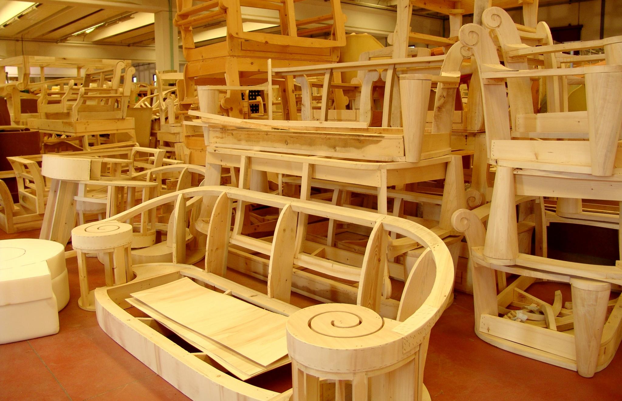 Производство садовой мебели бизнес заметки.