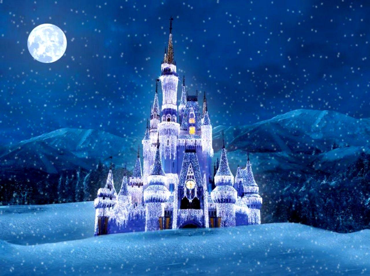 Картинки дворец снежная королева