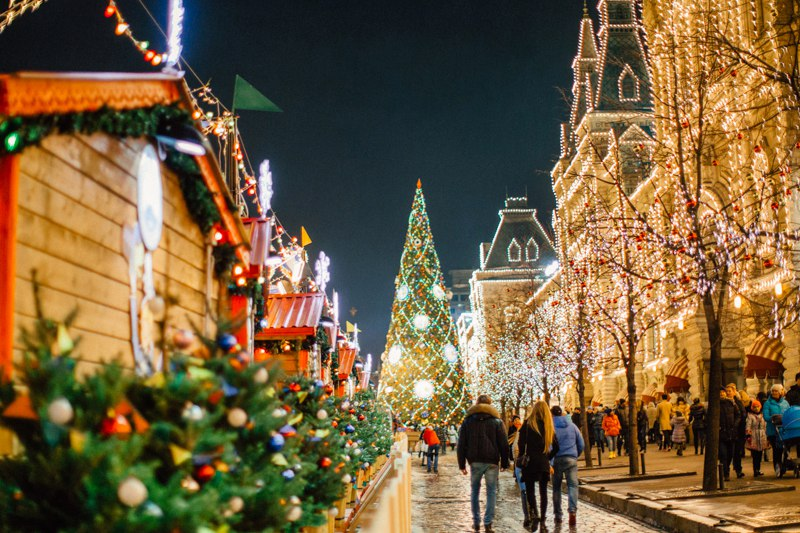 Фестиваль рождество 2018