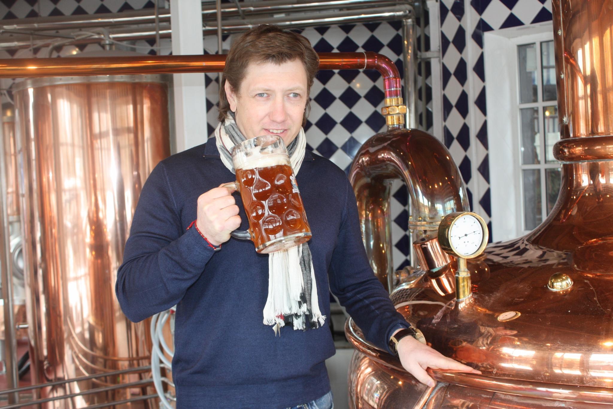 Сценарий на день пивовара