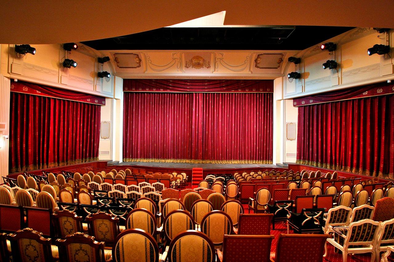 театр калягина картинки