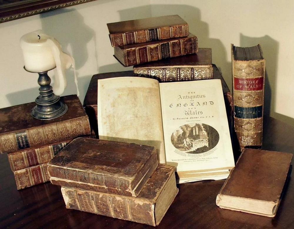 История в картинках литература