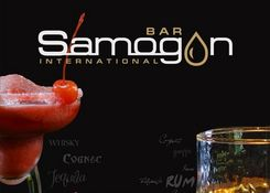 Бар Samogon International («Самогон Интернешенал»)