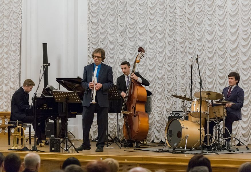 Фото №6 — The John Marshall Quartet