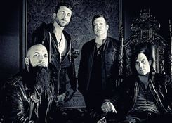 Концерт группы Three Days Grace