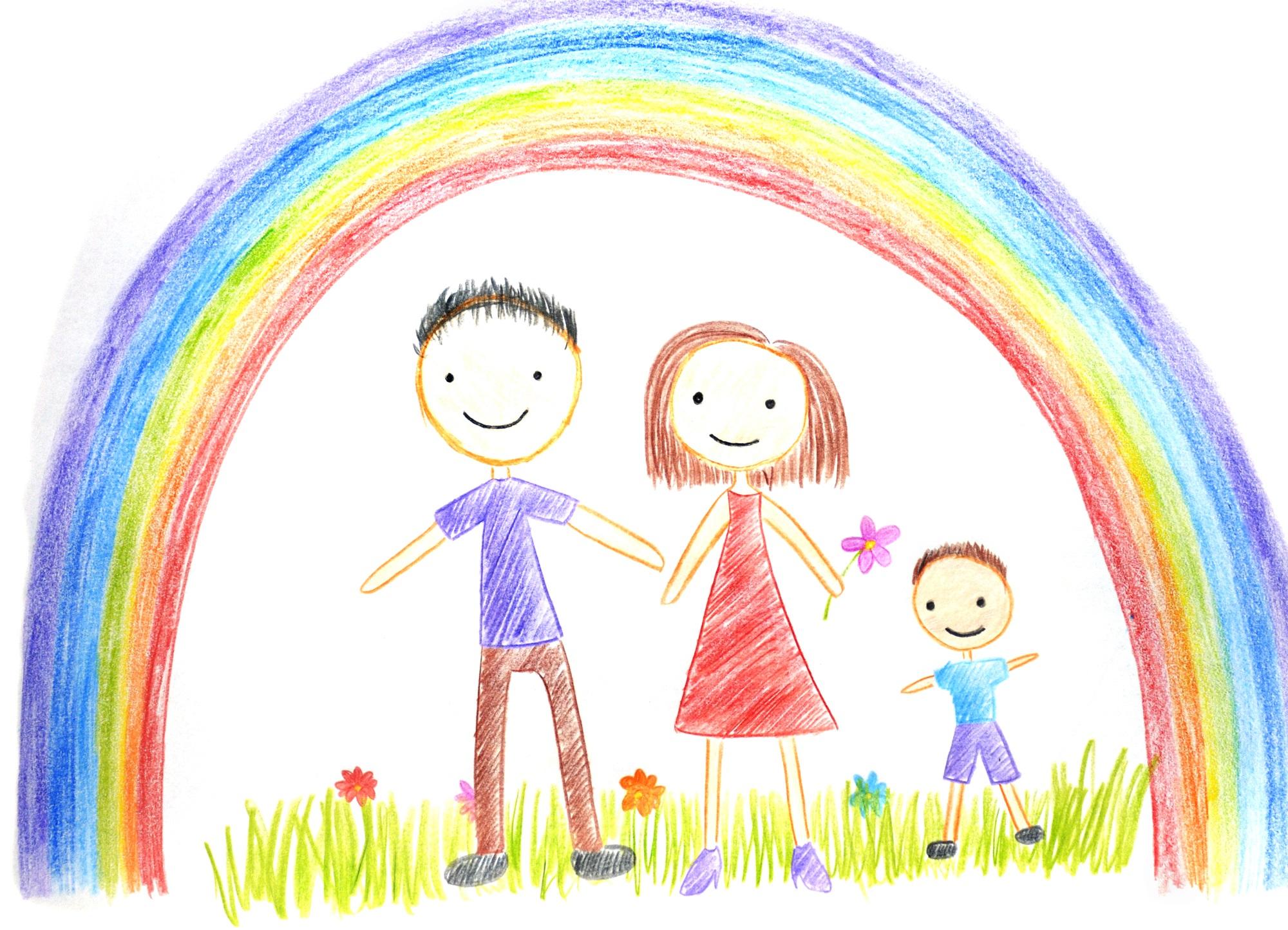 картинка на тему счастливый день интересовали