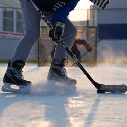 В Орловской области вместо мусорной свалки появится хоккейный корт