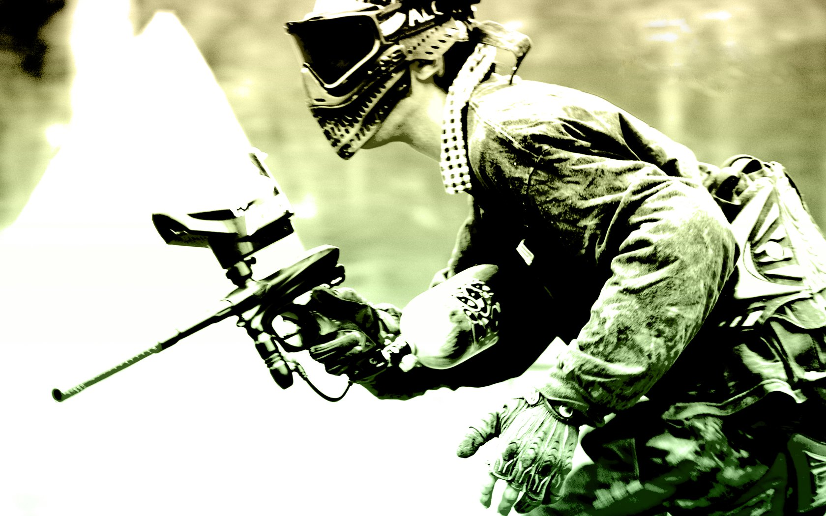 Welcome to your paintball headquarters - paint the competition