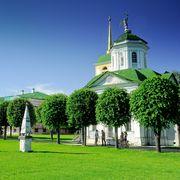 Заповедники и лесопарки Москвы