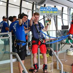 Парк приключений на высоте Skypark AJ Hackett Sochi («Скайпарк Эй Джей Хаккетт Сочи»)