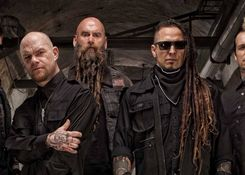 Концерт группы Five Finger Death Punch