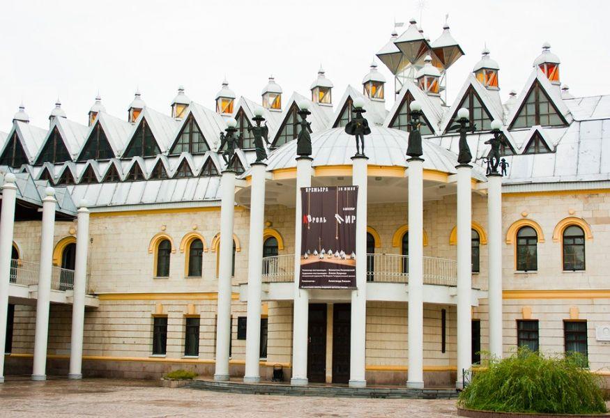 Кукольный театр шут в воронеже афиша афиша оперы и балета купить билет