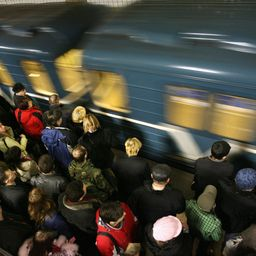 Хитрости в метро