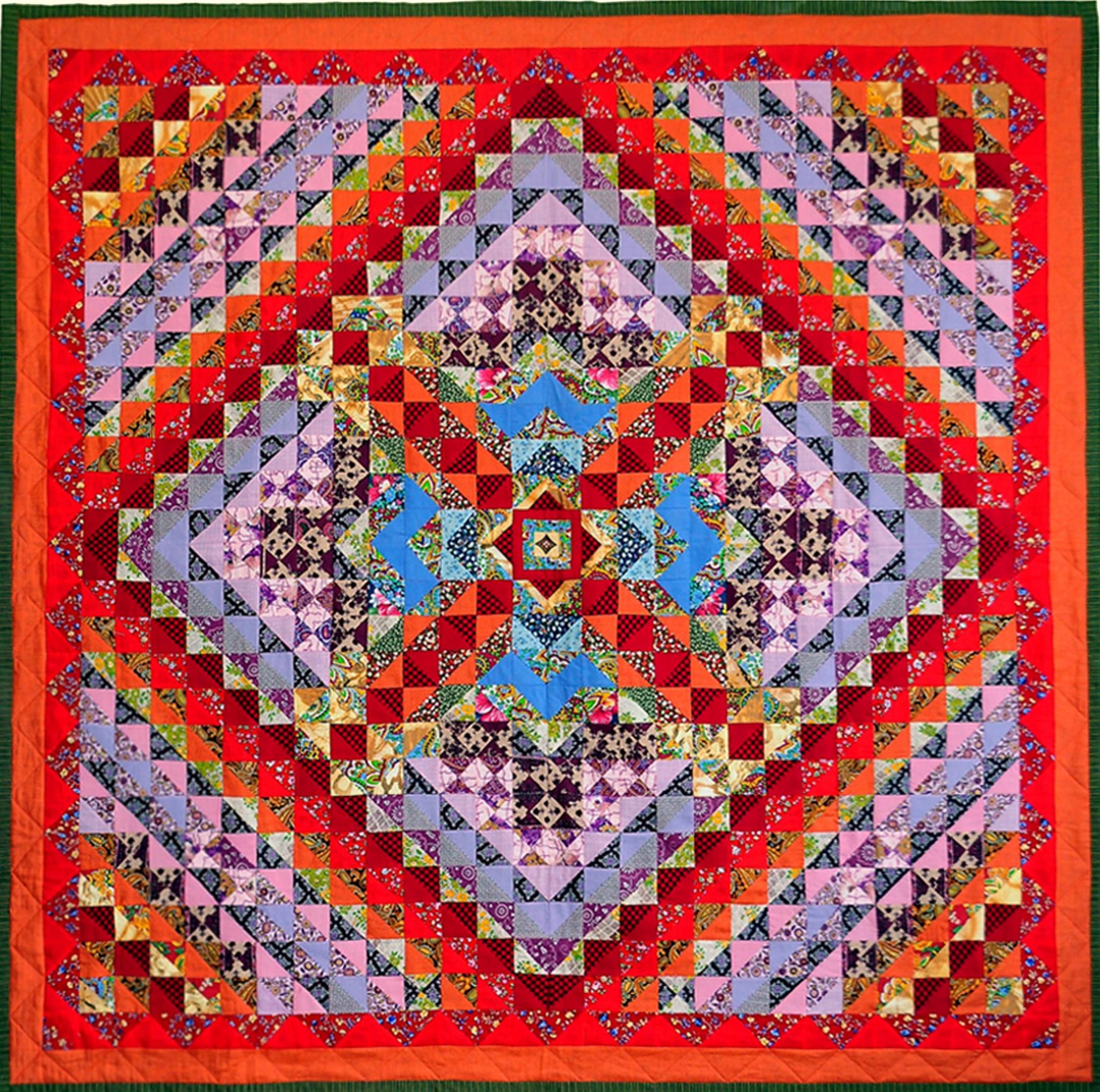 Картинка лоскутное шитье
