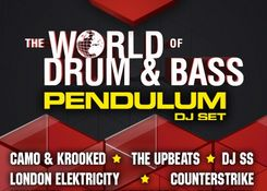 Фестиваль The World Of Drum & Bass