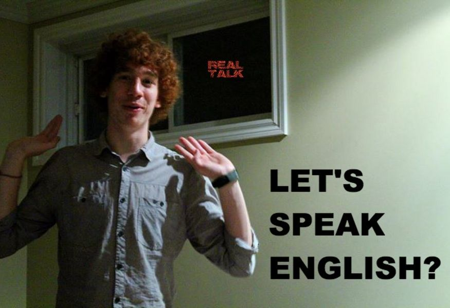 Фото №5 — Talk with a native English speaker
