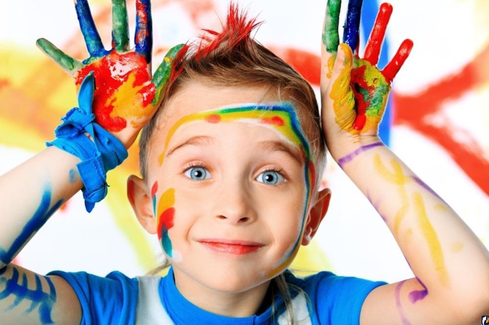 Мастер класс по рисованию для детей 5-6