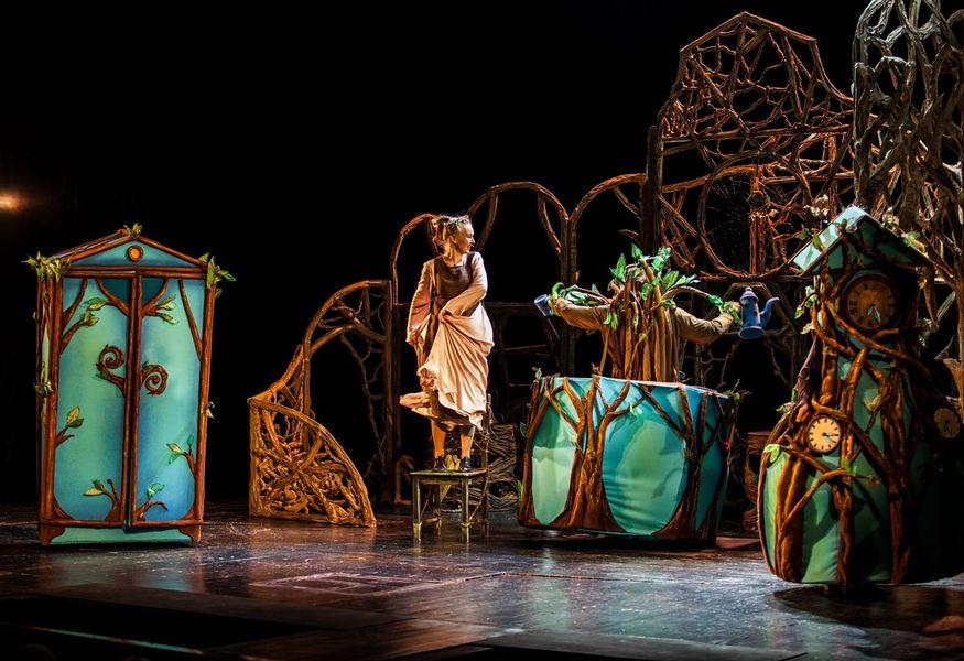 Спектакль красавица и чудовище купить билет театр оперетты заказ билетов пятигорск