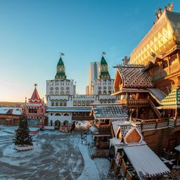 Измайловский кремль (КРК «Кремль в Измайлово»)