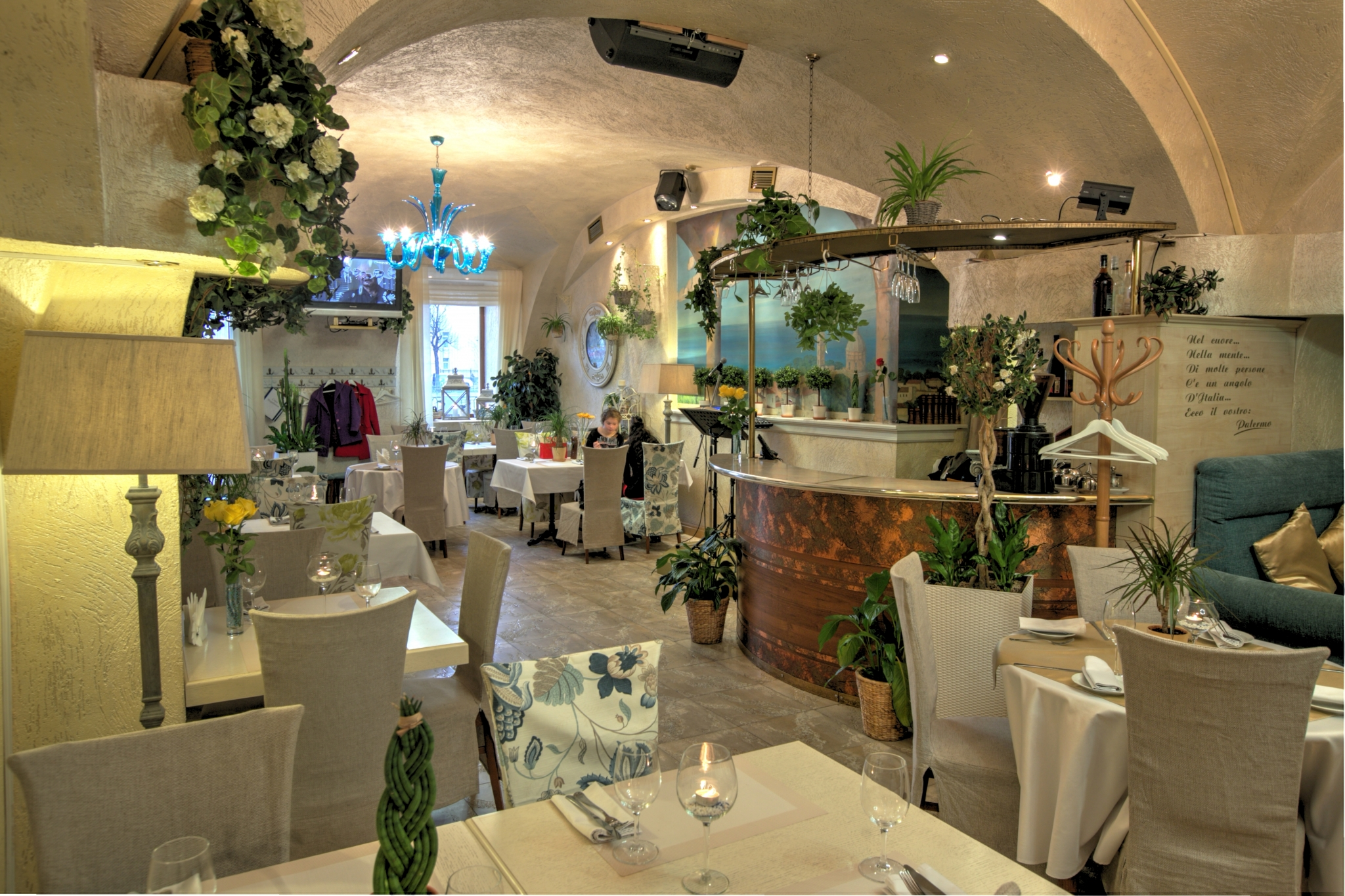 Палермо ресторан петербург
