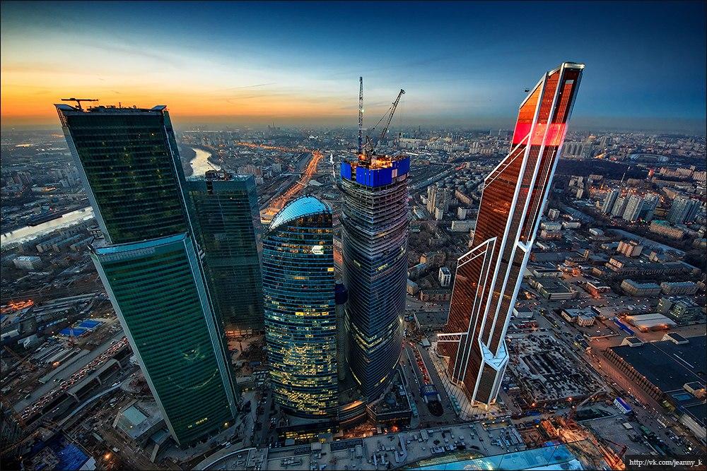 Moscow international business center public fuck - 2 6