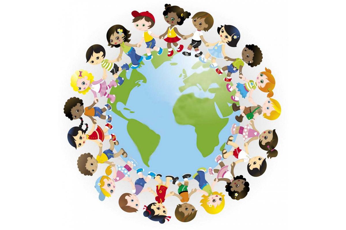 Картинки дружба народов мира, день рождения