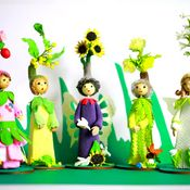 Фея цветов «Фиалка»