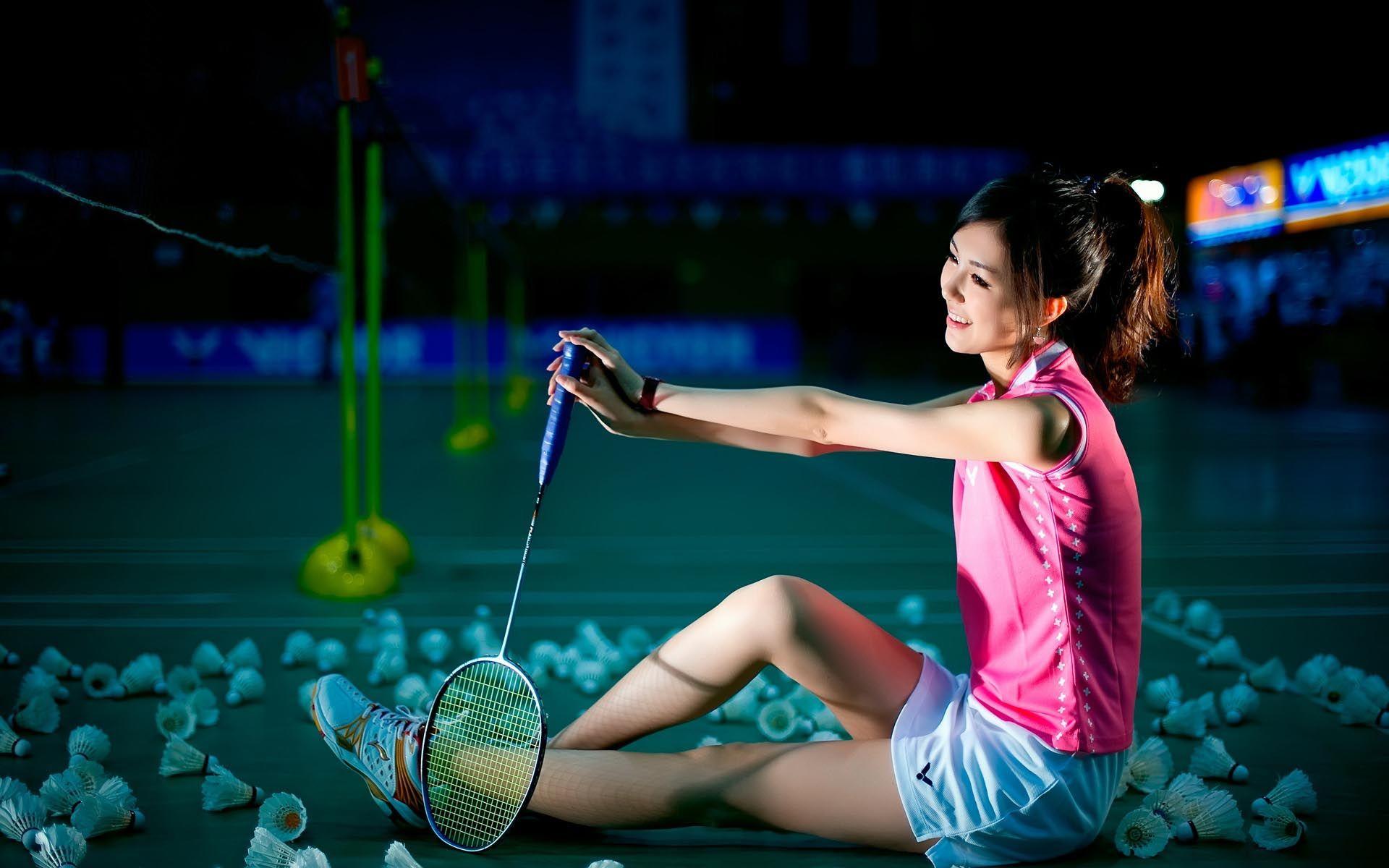 Sarawat badminton video asian anal lesb interview