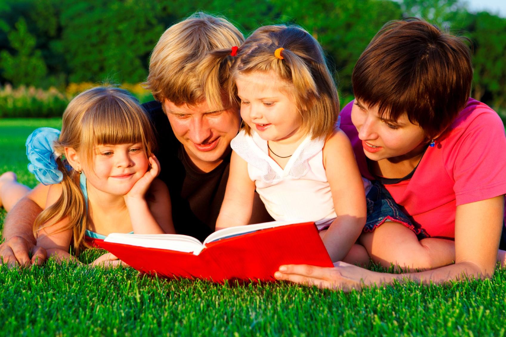 Картинки дети и книги чтение