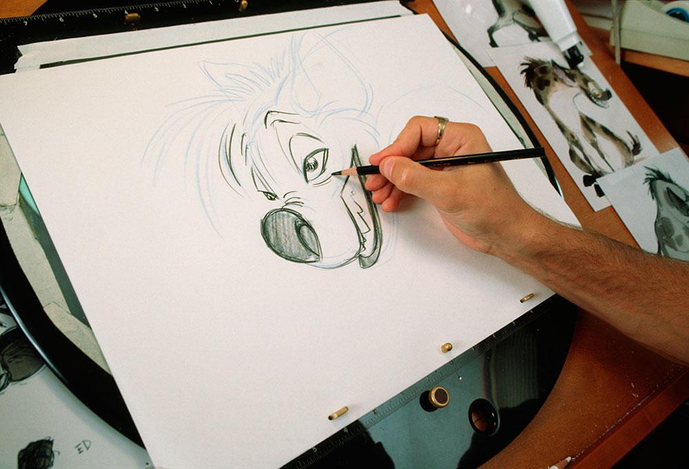 Аниматор на рисуй мультик