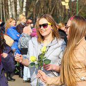 8 Марта в парке «Кузьминки»