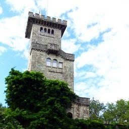 Гора Ахун и смотровая башня