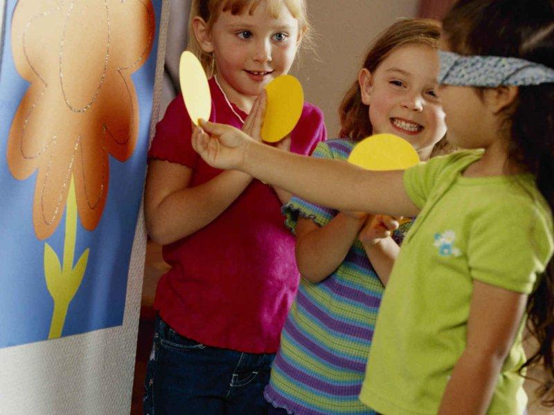 Веселые конкурсы для детей на день рождения 6