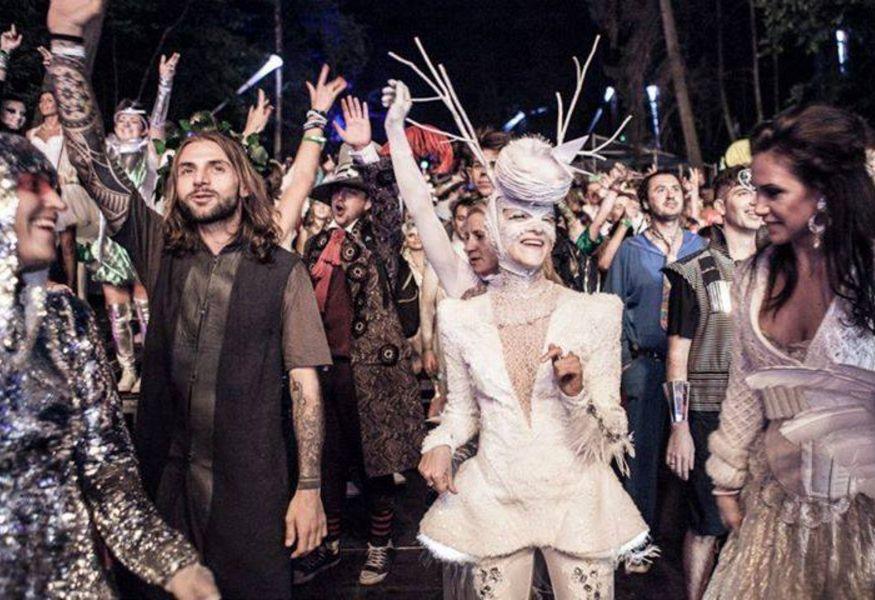 В Москве пройдет костюмированный бал Midsummer Night's Dream