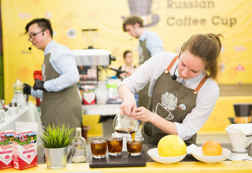 Фото №4 — Moscow Coffee Festival