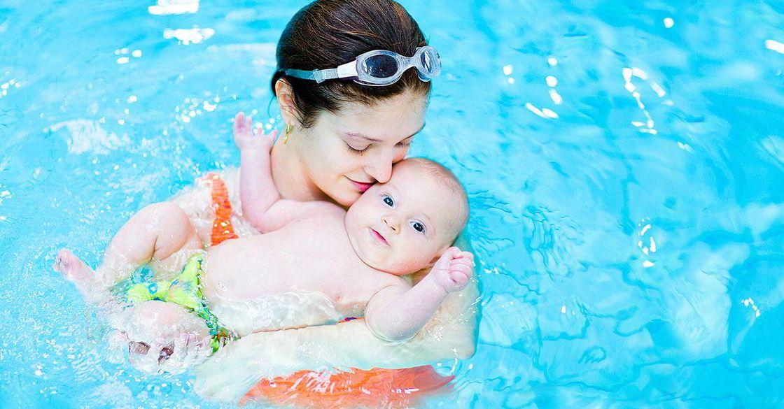 Волшебный ребенок бассейн