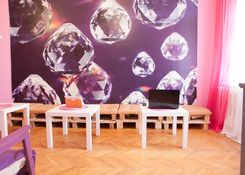 Отель Crystal Hostel